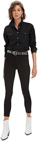 DeFacto Anna Super Skinny Jean Pantolon Super Skinny Jean Pantolon Kadın