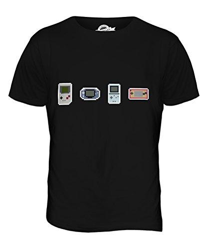 CandyMix Entwicklung Von Videospielen Herren T Shirt Schwarz