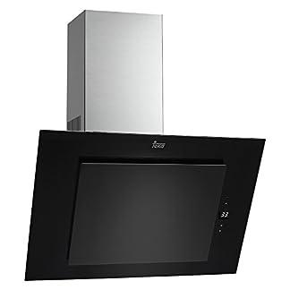 Teka DVT 685 De pared Negro 786m³/h A – Campana (786 m³/h, Canalizado/Recirculación, A, A, C, 52 dB)