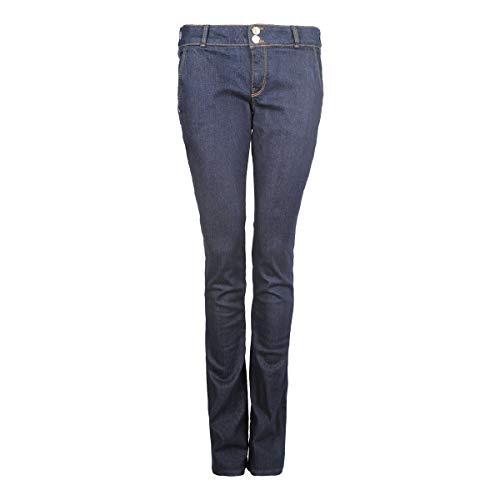 Guess Jeans Jade Mini Boot Cut - W62A75D1EQ4 - Size: 32(EU) - IT36 (Guess Jeans Boot)