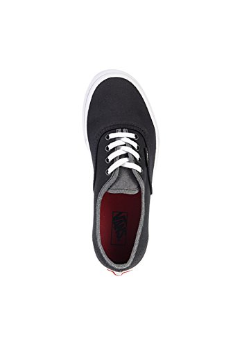 VansK Authentic - Sneaker Unisex – Bambini ((t c) black)