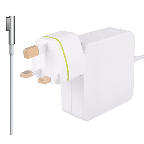MAOFINE Macbook Pro Charger, Replacement Macbook Pro Charger,L-Tip 60W Magsafe Power Adapter