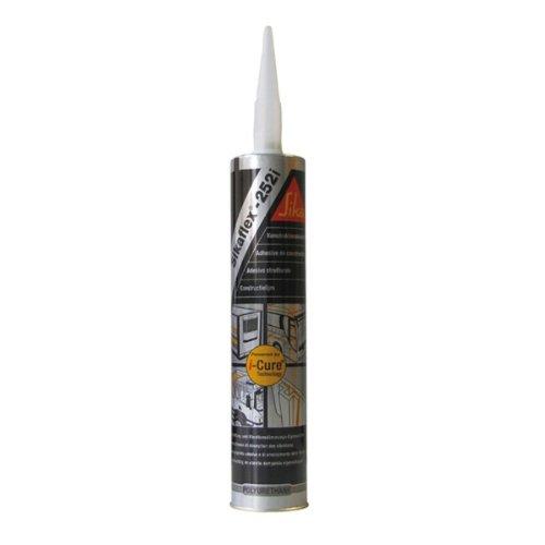 Preisvergleich Produktbild Sikaflex 252i – Konstruktionsklebstoff weiß