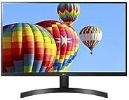 LG 27ML600M-B:27'', IPS, FHD, Çift HDMI, F-Sync, İnce Çerçeveli IPS LED