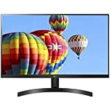 LG 27ML600M-B:27'', IPS, FHD, Çift HDMI, F-Sync, İnce Çerçeveli IPS LED Monitör