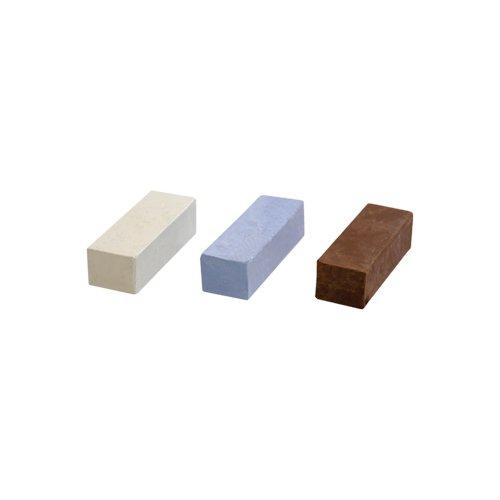 Glanz Polierpaste 110g für VA, Stahl und Buntmetalle, Polierpaste