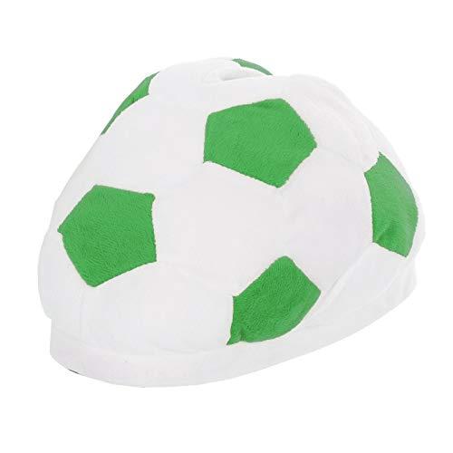 XSS Kids Football Slippers Novelty Padded Plush Cosy Fleece Fabric Slip-On League Team Colours Soccer Fans