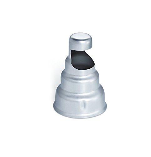 Steinel Lötreflektordüse, Zubehör für Heißluftgeräte, zum Löten und Schrumpfen von Lötmuffen und Schrumpfschläuchen -