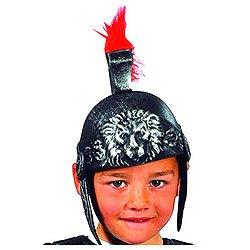 Imagen de casco romano accesorio disfraz gladiador