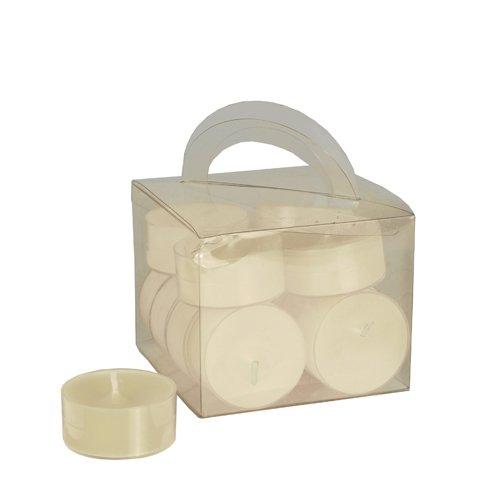 PAPSTAR Teelichter, Durchmesser 38 mm, creme 4002911821084