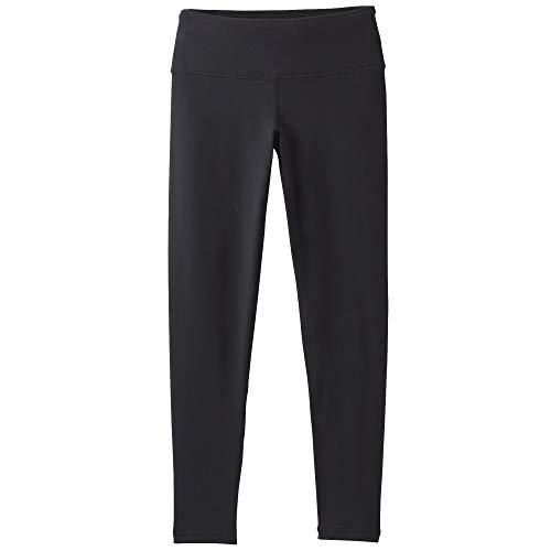 Prana Damen Pillar 7/8 Legging Plus Hosen, schwarz, 1X