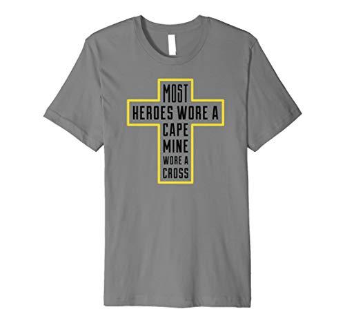 Jesus Superhelden Tshirt
