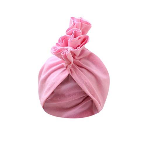 Lacoste Beanie Hüte (Morran Baby Hut, Mütze Baby-Turban-Kleinkind scherzt Jungen-Mädchen-Indien-Hut reizenden weichen Hut| Kinder Kappe Fischerhut)
