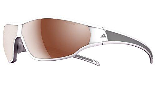 adidas Eyewear-TYCANE S Polarized, Shiny White