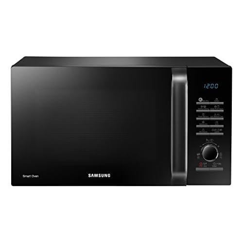 312ldoHRfWL. SS500  - Samsung Combination Microwave MC28H5135CK/EU 900W 28 L-Black, 28 liters