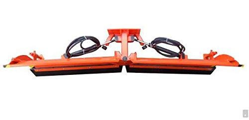Kommunal Kat 0 Vario Schneeschild 250cm hydraulisch Schneeschieber Winterdienst