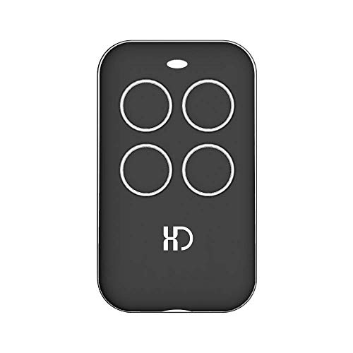 Dihome 4-Tasten-Universal Tor und Garage Fernbedienung mit intellicode Sicherheit Technologie, steuert bis zu 4Garage torantrieben-Kompatibel mit Genie Garage torantrieben -