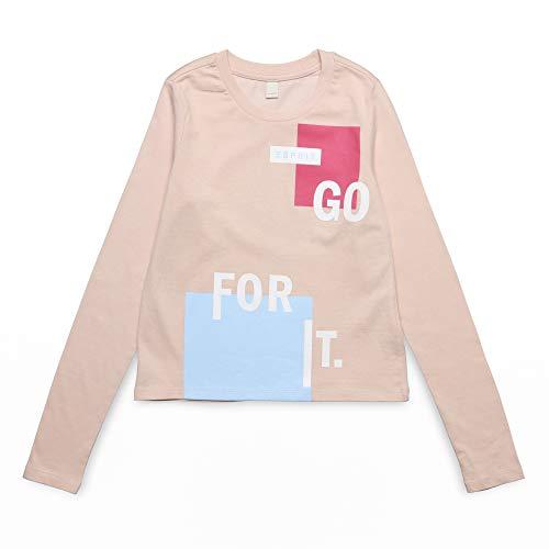 ESPRIT KIDS Mädchen Langarmshirt Long Sleeve Tee-Shirt Rosa (Light Pink 311) 170 (Herstellergröße: XL) -