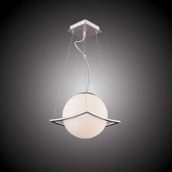 deckenlampe deckenleuchte pendelleuchte 1 er h ngeleuchte milchglas opalglas kugel leuchte. Black Bedroom Furniture Sets. Home Design Ideas