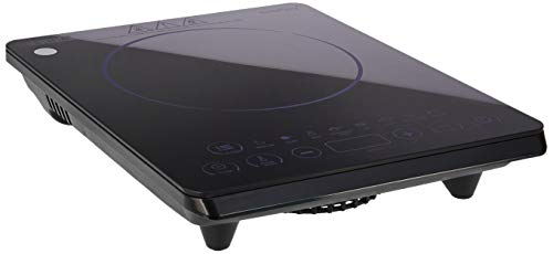 USHA Induction Cooktop 3820 Feather Touch Black