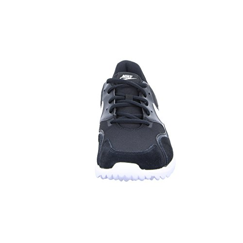 Nike Air Max Nostalgic, Baskets Homme Noir (blackwhite 002)