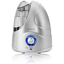 Medisana 60065 UHW - Humidificador Ultrasónico 4,2l, micro nebulización, máxima nebulización 230