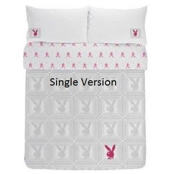 playboy-single-multi-square-white-duvet-cover
