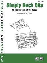 Einfach Rock 80s (Easy Piano) (Piano Rock Easy)