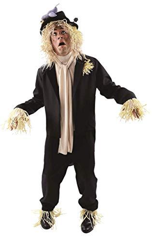 Sprechende Vogelscheuche Kostüm Karneval Fasching Herren Verkleidung Standard