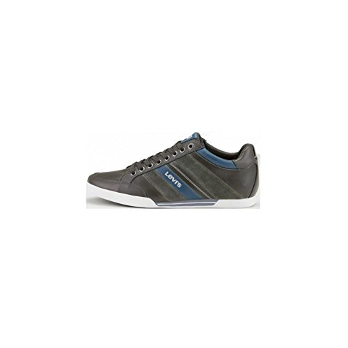 Levi' s Turlock Refresh, Sneakers Basse Uomo, grigio (grigio), 40 EU