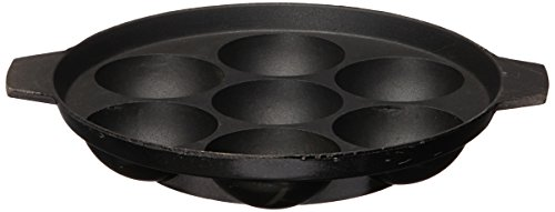 Tosaa Non-Stick 7 Cavity Appam Patra Without Lid , 17cm
