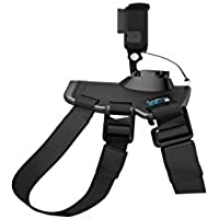 GoPro ADOGM-001 Fetch Dog Harness, Black