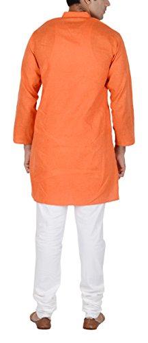 The-Jainas-Lucknow-Chikan-Mens-Cotton-Yogi-Kurta