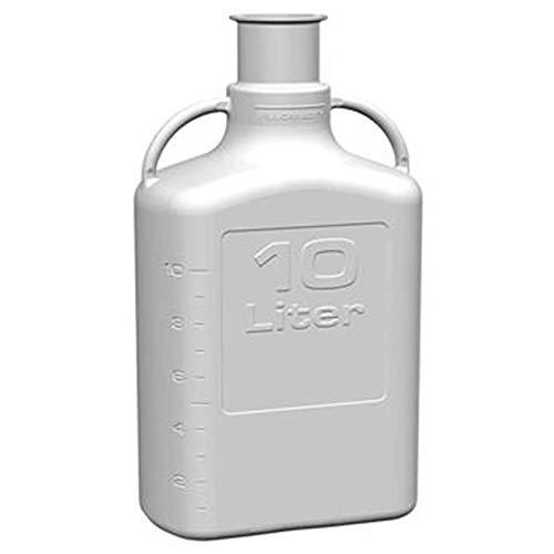FOXX Life Sciences 155-2131-oem Polypropylen ohne Spigot, Glasballon 10L Volumen, 7,6cm Sanitär Hals