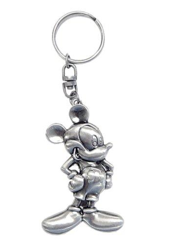 y 2D Zinn Schlüsselanhänger (Disney Mickey Schlüsselanhänger)