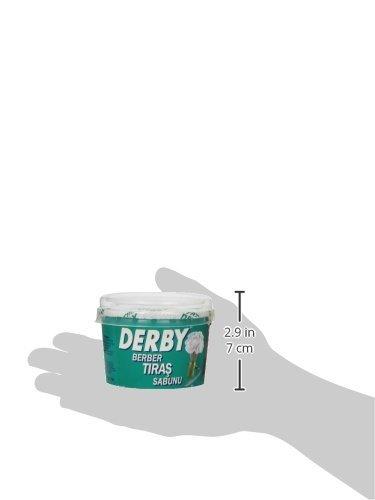 2 X Derby Rasierseife 140 ml