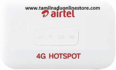 Unlocked ALCATEL MW40CJ LTE 150Mbps 4G Pocket WiFi Mobile Hotspot