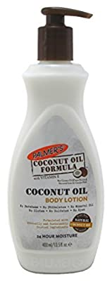 Palmers Coconut Oil Body Lotion 13.5oz Pump by Palmers from Palmers