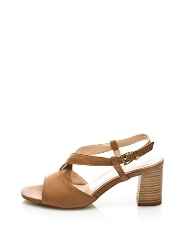 Keys , Damen Sandalen Marrone