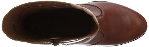 Neosens Lacrima Mid, Boots femme Marron (Coconut)