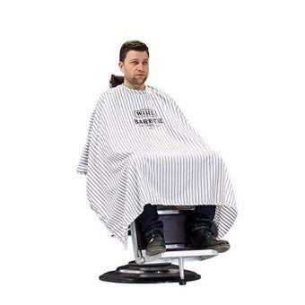 Couche de coiffure A Rayures'Wahl barber'