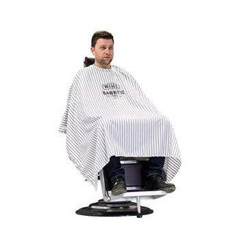 Wahl Barber Cape Pinstripes