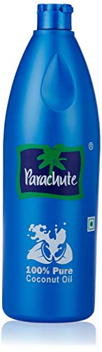 Parachute Coconut Oil Bottle - 600 ml