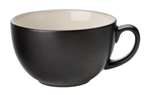 UTOPIA Barista, ct9002, Barista Mandel Cappuccino Tasse 14oz (40CL) (6er Box)