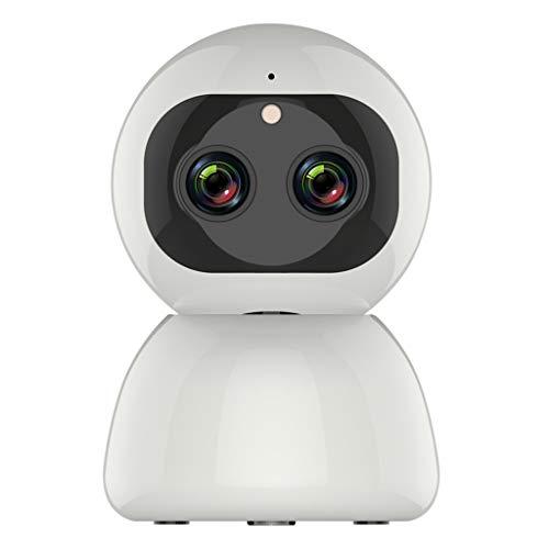 Tensay Drahtloser 1080P 8MP WiFi IP Dual Lens Zoom Kamera Sicherheit Intelligenter intelligenter Tracking Camcorder
