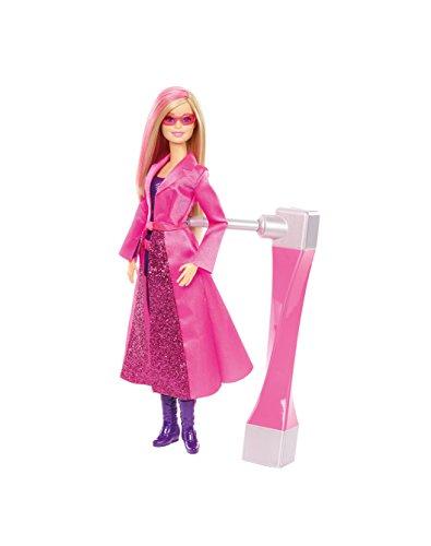 Barbie Mattel DHF17 - Modepuppen, Das Agententeam, Geheimagentin (Kostüm Für Barbie Puppen)