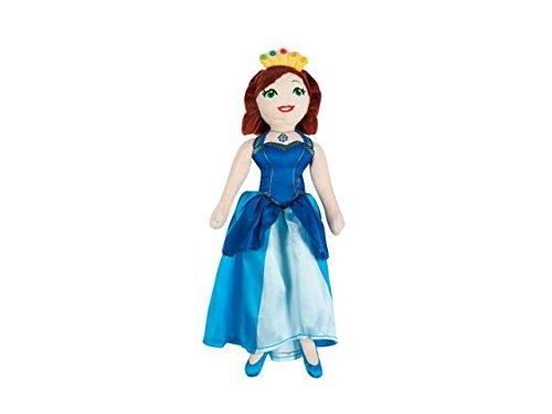 Studio100 0585141 - Prinsessia Kuschelpuppe, violet, Ankleide Modepuppen (Monster High Cat Doll)