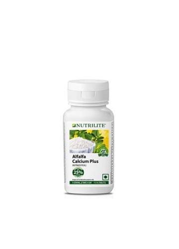 Amway Nutrilite Alfa Calcium Plus 113 Multivitamins Tablet