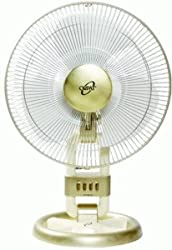 Orpat OTF- 3307/DX 400mm Sweep Table Fan (White)