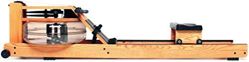 Water Rower NOHrD Rudergerät mit Trainingsanleitung (Esche) -
